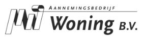 Aannemingsbedrijf Woning - PM3O